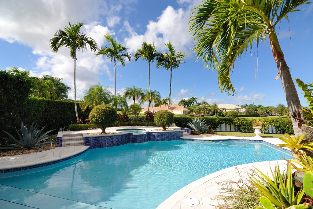 lawn & pool services cape coral, fort myers